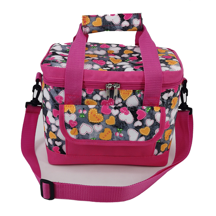 Insulated Bag Large Cooler Tote Bag for food shopping storing