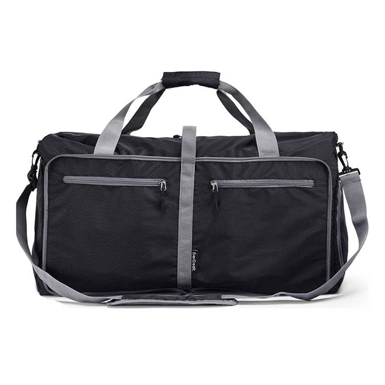 Travel Dufflebag, 60L Packable Weekender Bag for Men Women