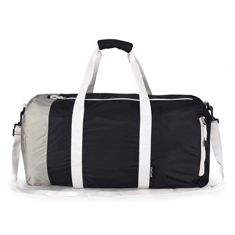 Foldable Travel Duffle Bag Lightweight Folding Luggage Bags