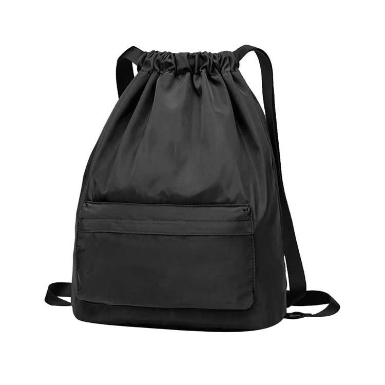 Drawstring GYM Backpack Yoga Backpack For Men and Women