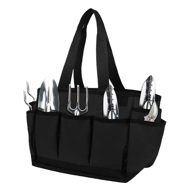 Garden Tote/ Gardening Tool Bag for Indoor Outdoor