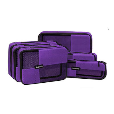 Travel Packing Cubes Lightweight 6 PCS Suitcase Organizers