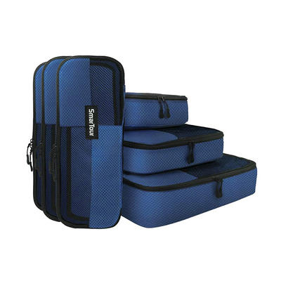 Travel Packing Cubes Durable Luggage Organizers 6 PCS