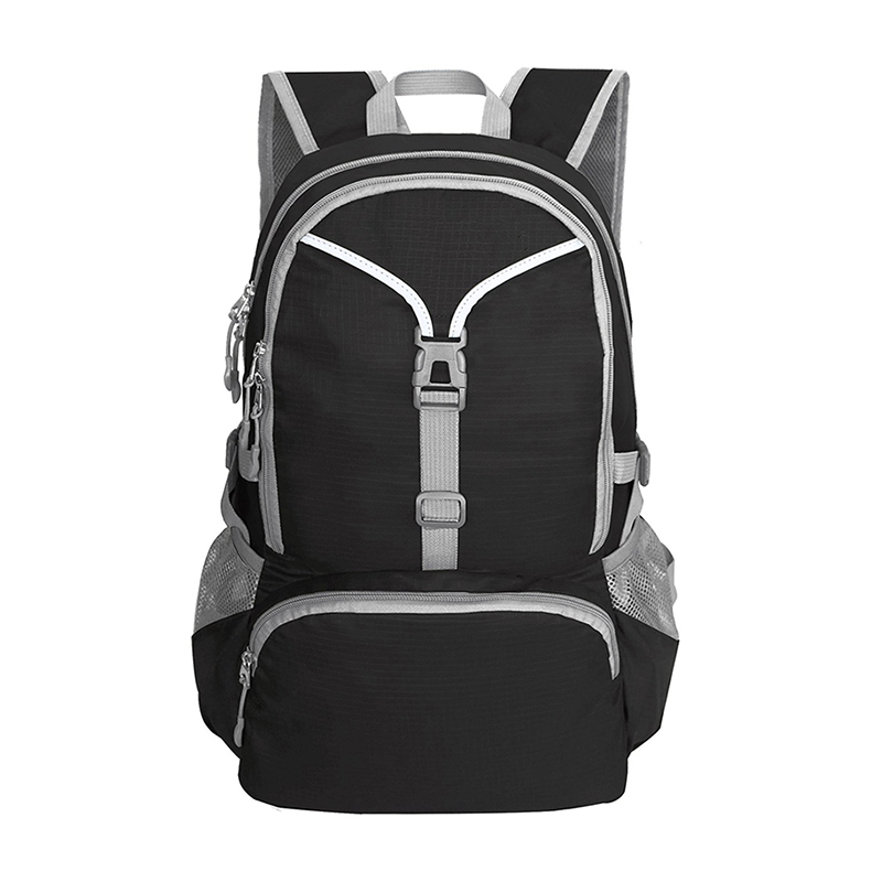 Foldable Backpack Lightweight Packable For Outdoor Camping Hiking